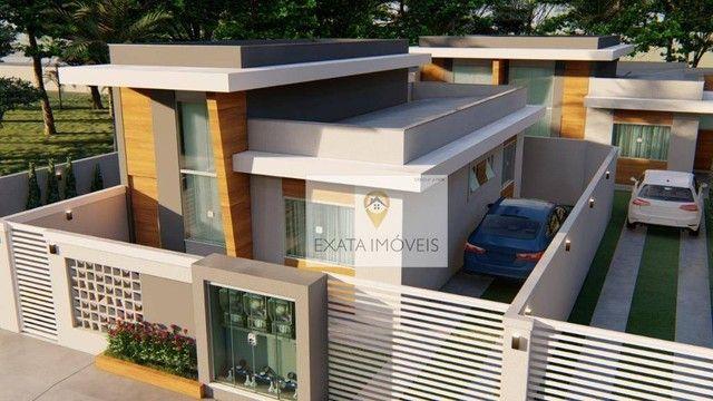 Lançamento! Casa linear 2 quartos, independente, Recreio/ região de Costazul/ Rio das Ostr - Foto 3