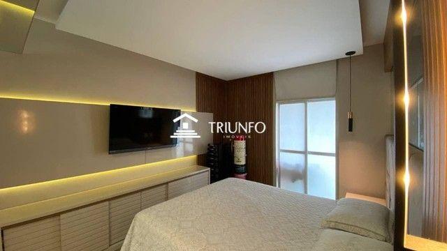 AB237 - Apartamento com 02 quartos/ fino acabamento/ 02 vagas cobertas - Foto 3