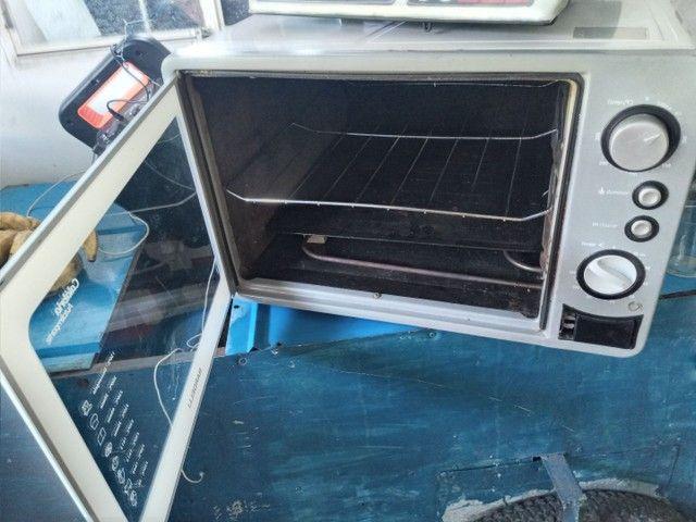 Vendo essa Balança e um forno elétrico R$ 175,00 - Foto 3