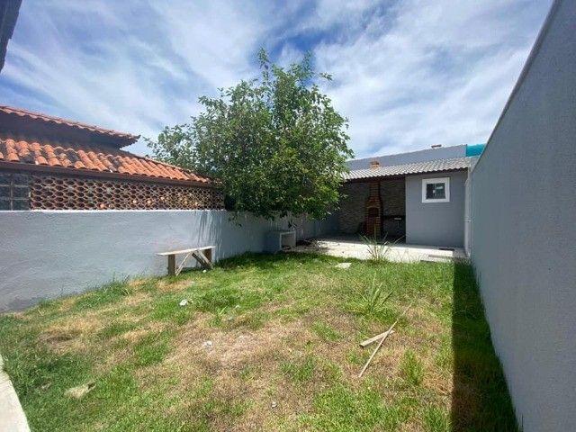Bela Casa 3 quartos entre 34 e 35 excelente localização Itaipuaçu Maricá - Foto 18