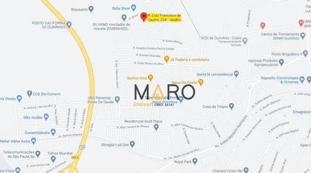 Casa com 3 dormitórios à venda, 166 m² por R$ 181.787,86 - Jardim Brilhante - Ourinhos/SP - Foto 4