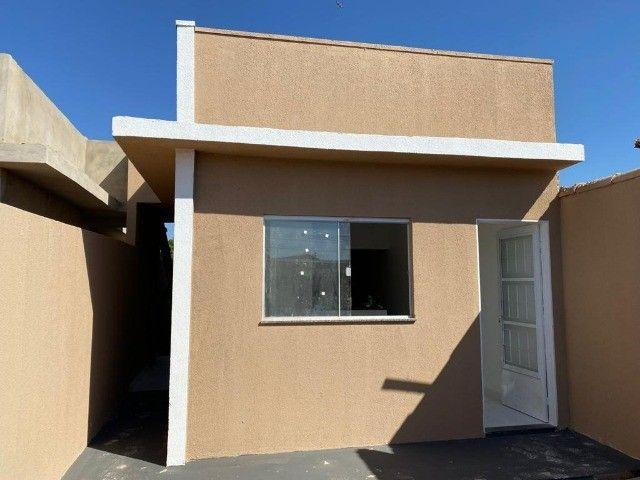 Casa Térrea Jd Centenário, 2 quartos sendo um suíte - Foto 4