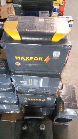 Bateria Moura 60ampéres 350,00 2 anos de garantia - Foto 11