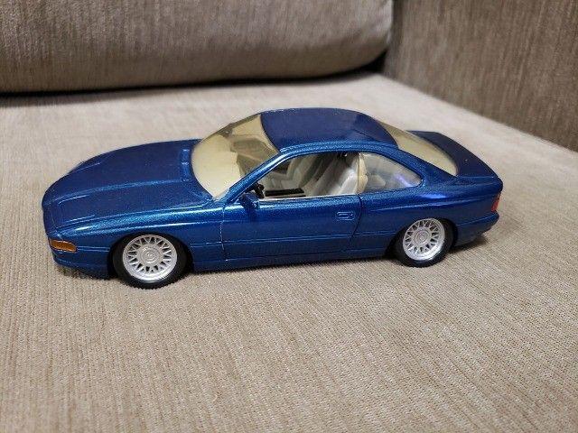 Miniatura de Coleção BMW 850i