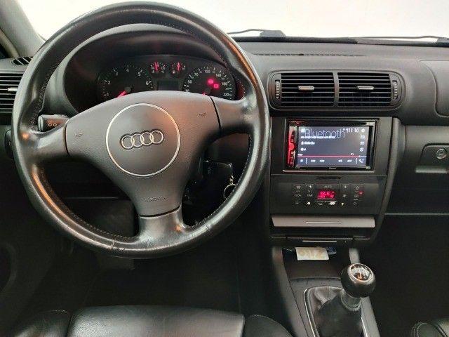 Audi A3 1.8 ! Bancos de Couro ! Extra! - Foto 6