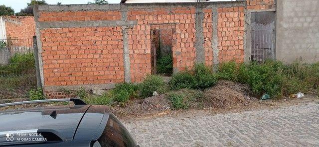 Vendo Casa em construçao - Tomba - Tamandari - Foto 8
