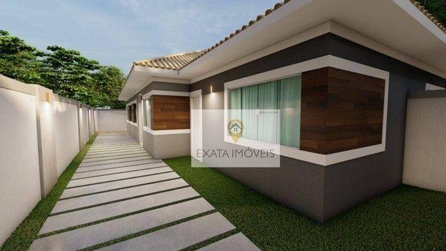 Lançamento! Casas lineares 3 quartos, com piscina/ varanda gourmet, Floresta das Gaivotas/ - Foto 6