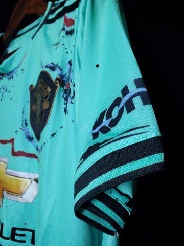 Camisa de time Adidas training Manchester United 20-21 - Foto 4