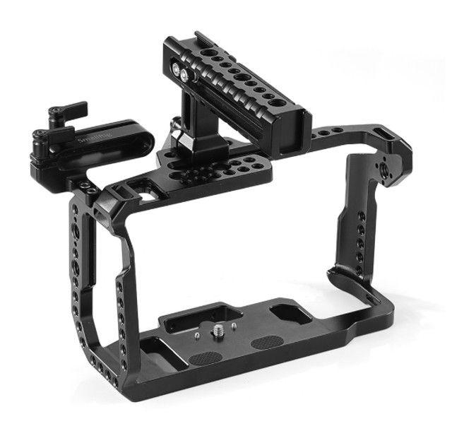 Cage Smallrig Blackmagic Pocket 4k E 6k Kit + Ssd E Handle - Foto 4