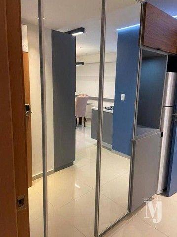 Apartamento com 1 dormitório para alugar, 38 m² por R$ 3.500/mês - Boa Viagem - Recife/PE - Foto 8
