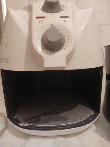 Fritadeira sem óleo Max fryer - Foto 4