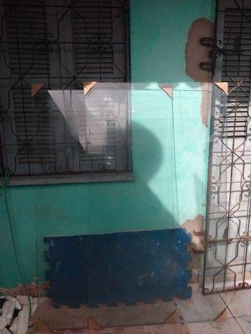 Janela de vidro temperado incolor de 8 mm