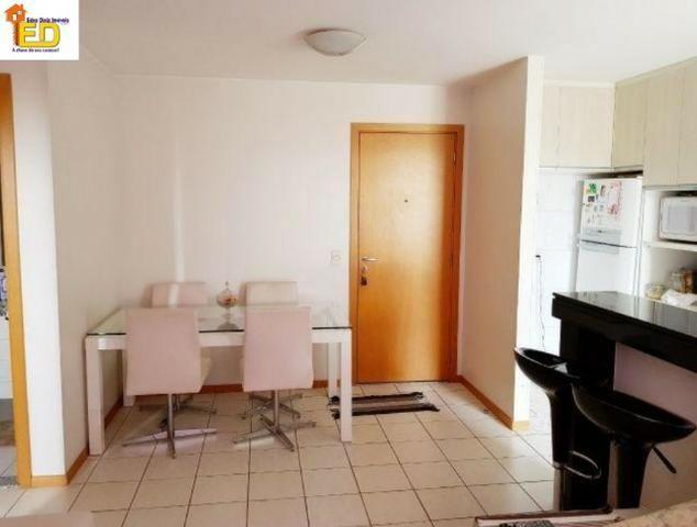 Lindo Apartamento 2 Quartos 1 Suíte com Lazer Completo - Residenical. Via Boulevard