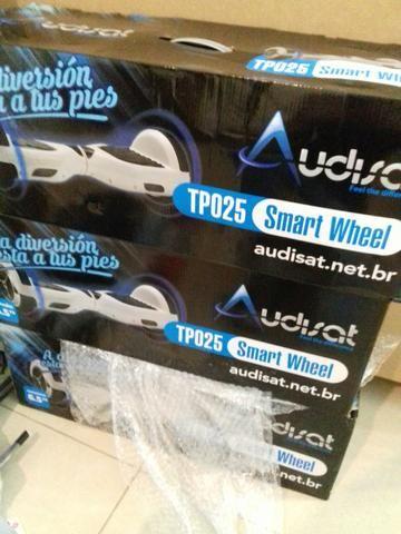 Hoverboard Elétrico Smart Audisat Tp025 Speaker Bluetooth