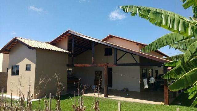 Vendo casa nova pra financiamento