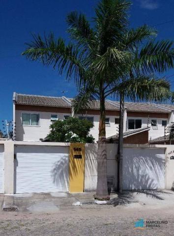Casa residencial à venda, Tamatanduba, Eusébio - CA1526.