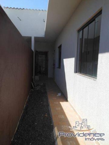 Casa com 2 dormitórios à venda, 55 m² por R$ 165.000 - Belmonte - Cascavel/PR - Foto 11