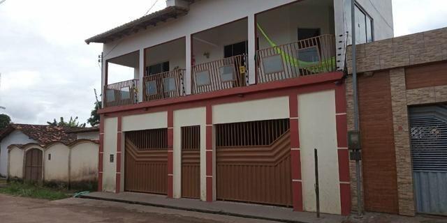 180 mil reais vendo casa com 4/4 com piscina em Castanhal zap * - Foto 12