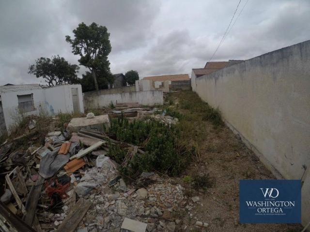 Lote/terreno para venda no bairro quississana - são josé dos pinhais/pr. - Foto 10