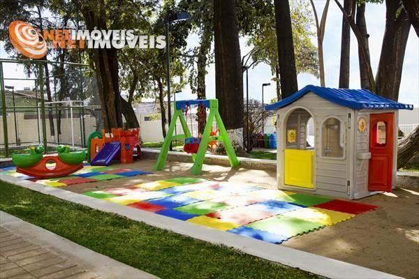 Apartamento à venda com 3 dormitórios em Cinquentenário, Belo horizonte cod:541611 - Foto 12