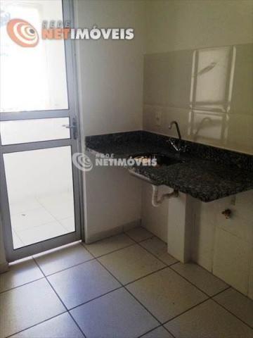 Apartamento à venda com 3 dormitórios em Cinquentenário, Belo horizonte cod:593834 - Foto 2