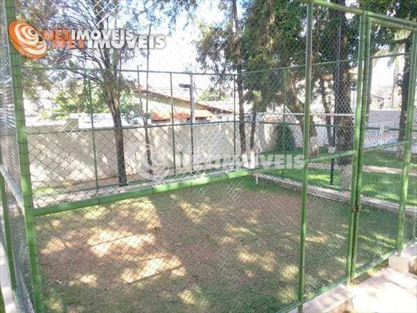Apartamento à venda com 3 dormitórios em Cinquentenário, Belo horizonte cod:593834 - Foto 13