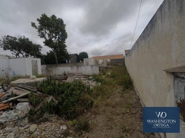 Lote/terreno para venda no bairro quississana - são josé dos pinhais/pr.