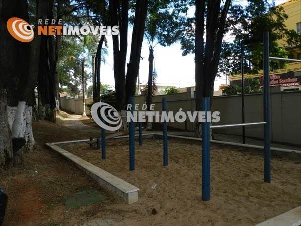 Apartamento à venda com 3 dormitórios em Cinquentenário, Belo horizonte cod:593834 - Foto 12