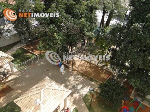 Apartamento à venda com 3 dormitórios em Cinquentenário, Belo horizonte cod:593834 - Foto 11