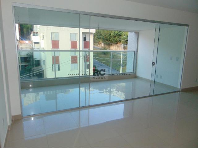 Apartamento à venda, 4 quartos, 3 vagas, buritis - belo horizonte/mg - Foto 2