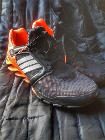 new product 6d7a9 41b7e Tênis adidas springblade e-force running n°40 (ORIGINAL)