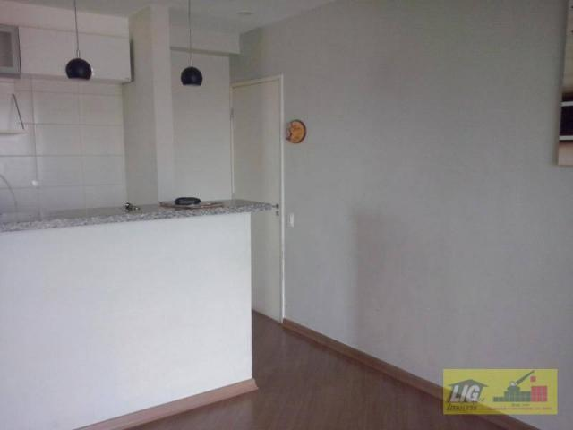excelente apartamento com 2 dormitórios sendo uma suíte - Foto 13