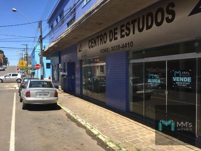 Sala à venda, 180 m² por R$ 675.000,00 - Centro - Guarapuava/PR