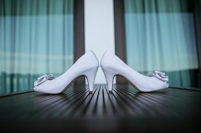 46932cb3e Sapato para noiva ou debutante - Roupas e calçados - Todos Os Santos ...