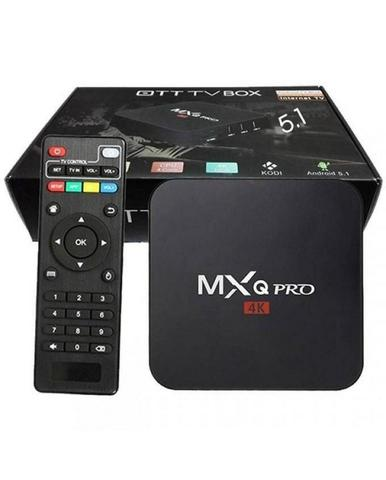 Conversor Box 16gb Converte Em Smart Tv Hd 4k