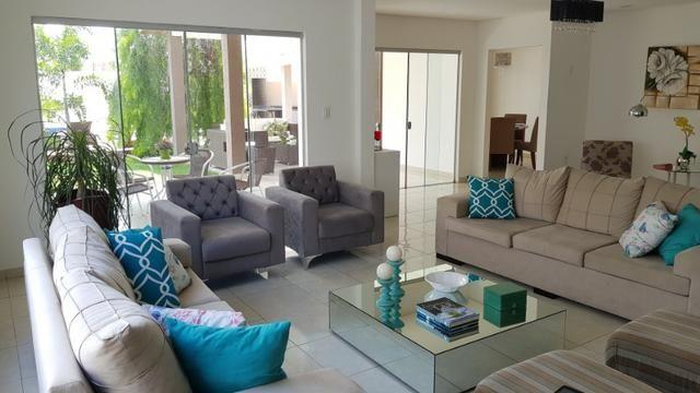 Casa 4 quartos Condomínio Terra de Sonhos - dois terrenos de esquina - Venda - Foto 8