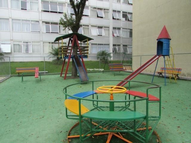 Apartamento à venda com 3 dormitórios em Novo mundo, Curitiba cod:421 - Foto 17