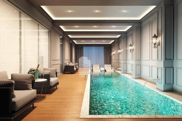 Apartamento alto padrão com 03 suítes no água verde, curitiba - Foto 12