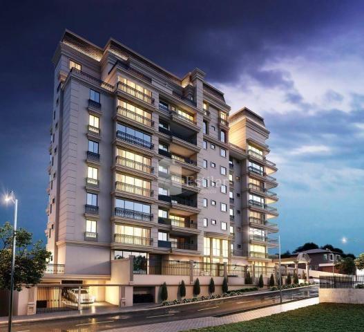 Apartamento alto padrão com 03 suítes no água verde, curitiba - Foto 19