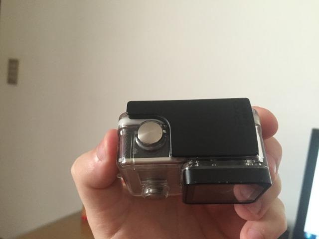 Gopro Hero 3+ Silver (Acompanha 2 Baterias e Carregador de Tomada) - Foto 4