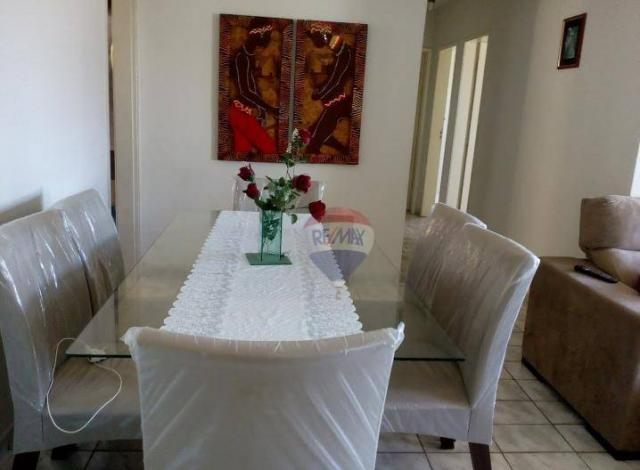 Apartamento com 4 dormitórios à venda, 105 m² por r$ 180.000,00 - janga - paulista/pe - Foto 3