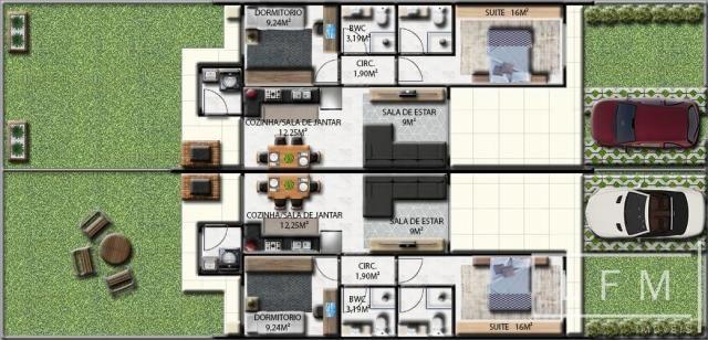 Casa à venda com 2 dormitórios em Itajuba, Barra velha cod:71976 - Foto 7