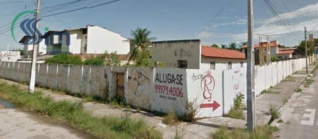 Terreno para alugar, 2260 m² por r$ 6.000/mês na sapiranga