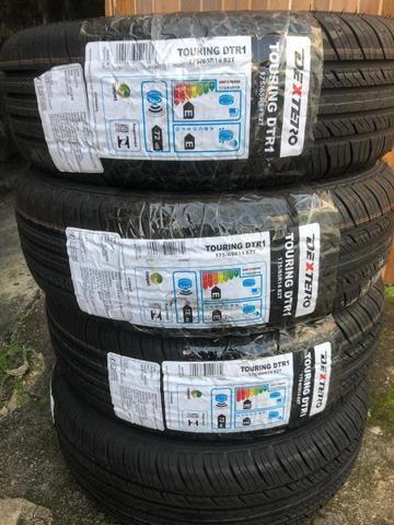 Super promoção de pneus 14 - Foto 2
