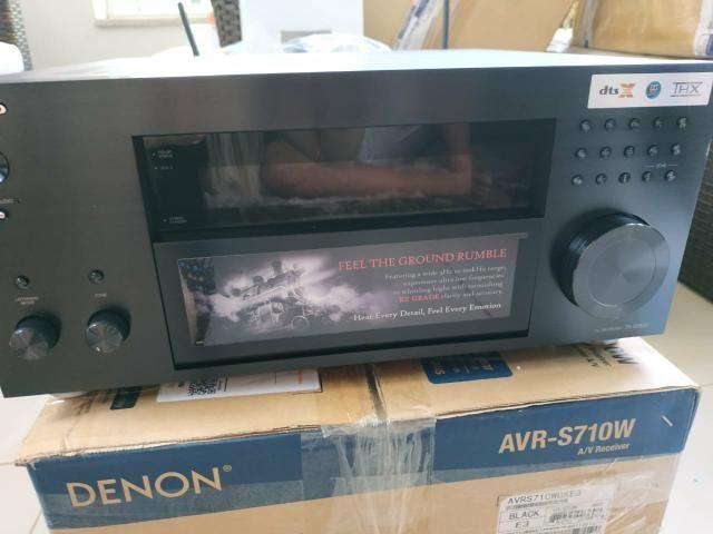 Vendo receiver novo na caixa - Foto 3