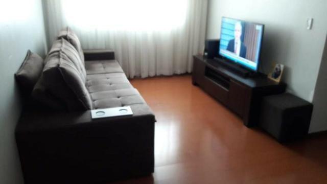 Apartamento Residencial Valência, 1 suíte mais 2 quartos, mobiliado - Foto 3