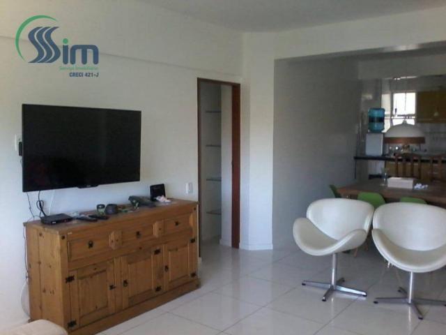 Excelente apartamento mobiliado na aldeota - Foto 5