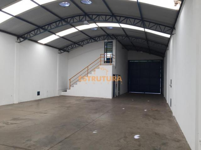 Barracão para alugar, 300 m² por r$ 2.500,00/mês - centro - ipeúna/sp