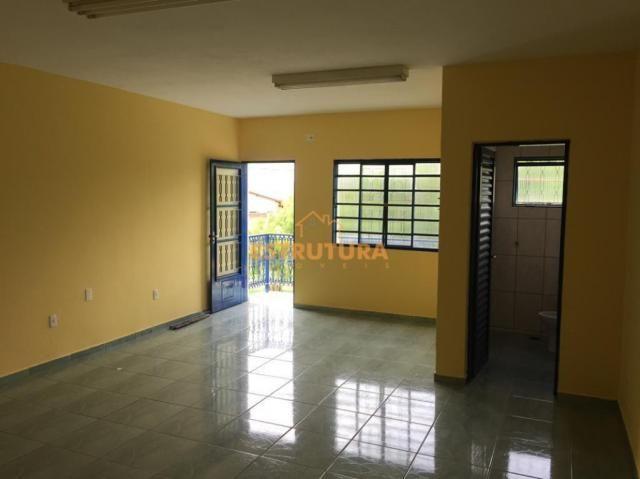 Barracão para alugar, 300 m² por r$ 2.500,00/mês - centro - ipeúna/sp - Foto 9