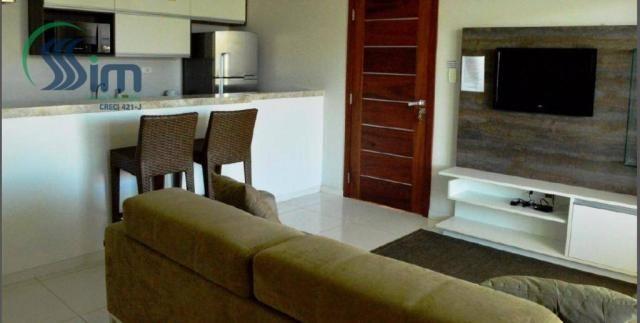 Apartamento residencial à venda em Canoa Quebrada - Aracati - Foto 2